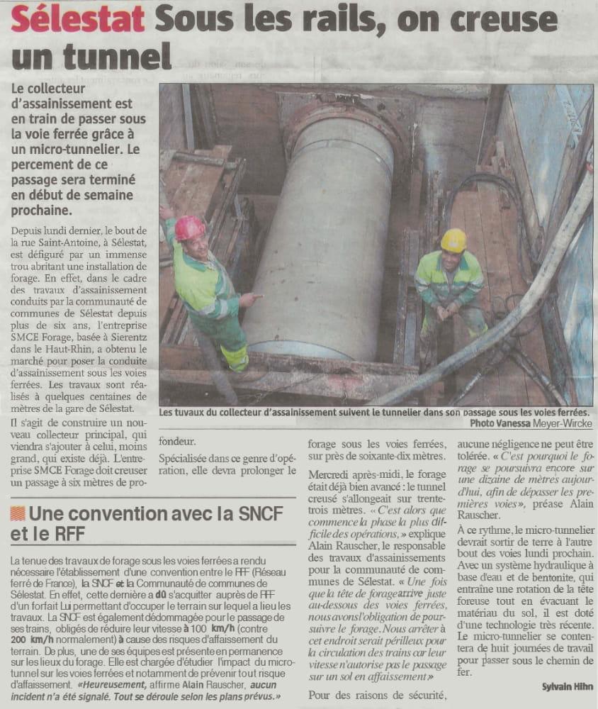 2006-09-selestat-microtunnelier-smce-forage-tunnel-microtunnelier-foncage-battage